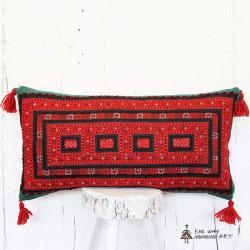 Persian Hand Embroidered Pillow